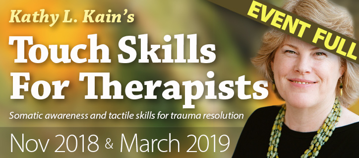 Touch Skills For Therapists